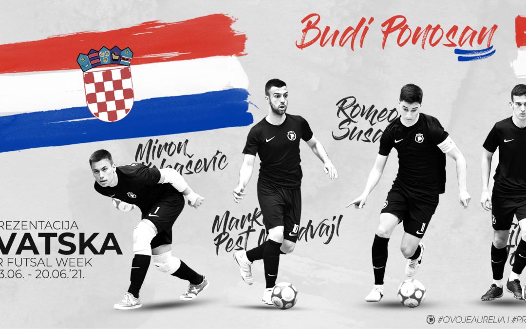 "Pest-Mundvajl: ""Nema veće časti od dresa Hrvatske!"""