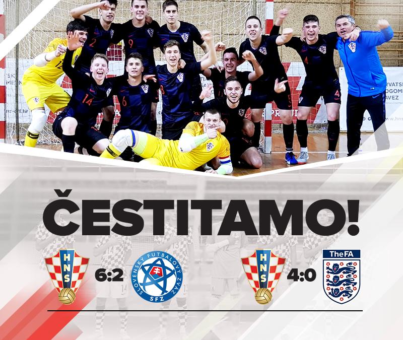 Hrvatska U-19 selekcija